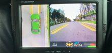Camera 360 độ lắp cho xe Ford Fiesta 2018
