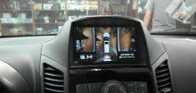 Camera 360 độ lắp cho xe Chevrolet Orlando