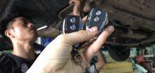 Độ pô nổ on off cho xe Hyundai Avante