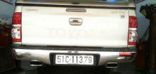 Độ pô xe Toyota Hilux