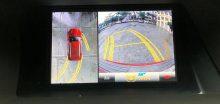 Gắn camera 360 độ cho xe Lexus RX350