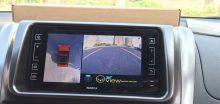 Gắn camera 360 độ cho xe Toyota Yaris 2018