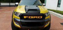 Hốc gió nắp capo Ford Ranger