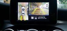 Lắp camera 360 độ cao cấp Mercedes C200