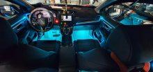 Led viền nội thất cho xe Honda CRV