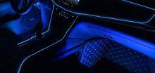 Led viền nội thất xe Honda Accord