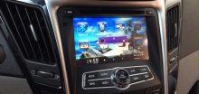 Màn hình dvd android cho xe Hyundai Sonata