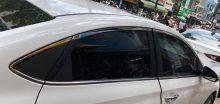 Nẹp chân kính,cong kính Hyundai Accent 2019