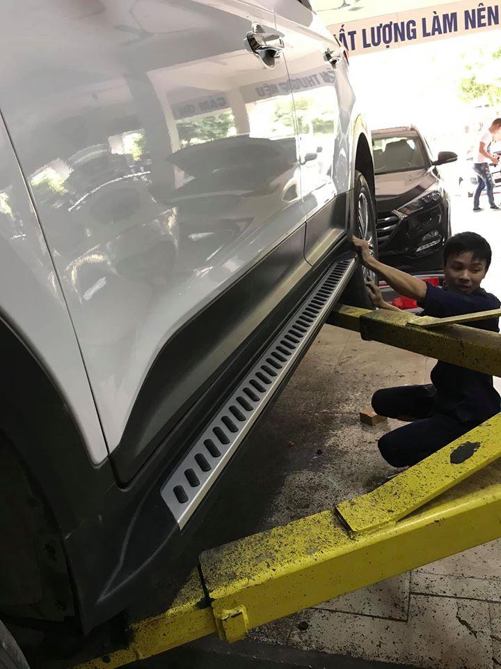 Bệ bước xe Hyundai Creta