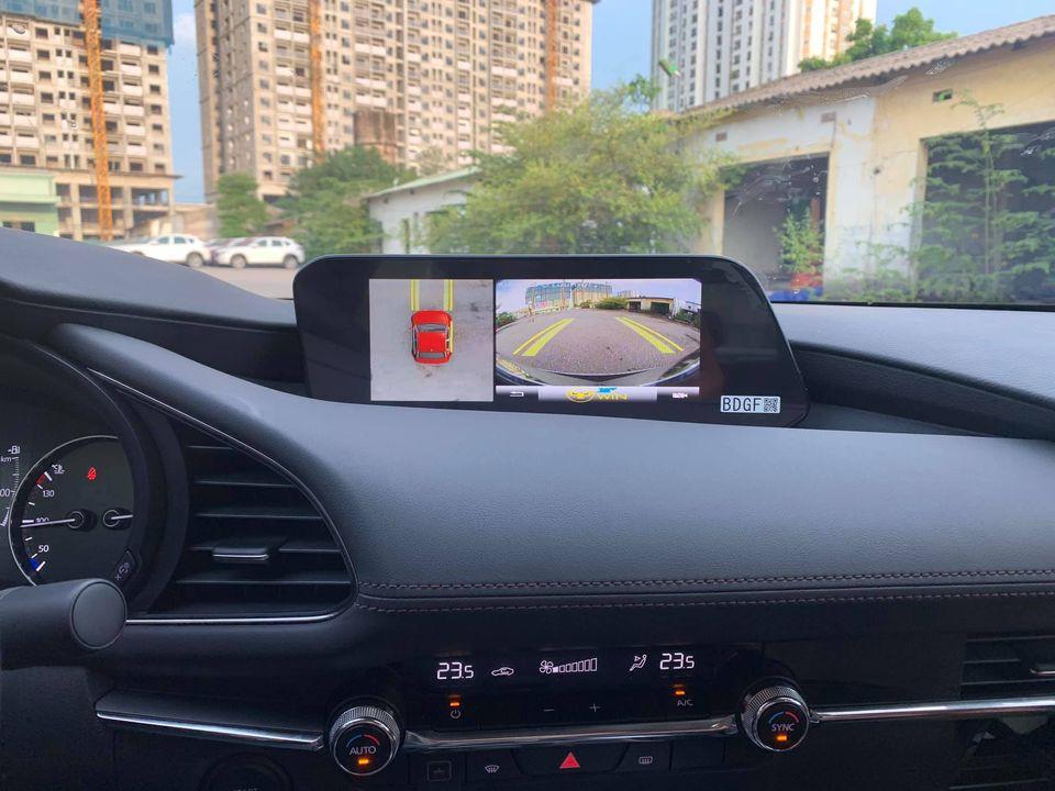 Gắn camera 360 độ cho xe Mazda 3 2020