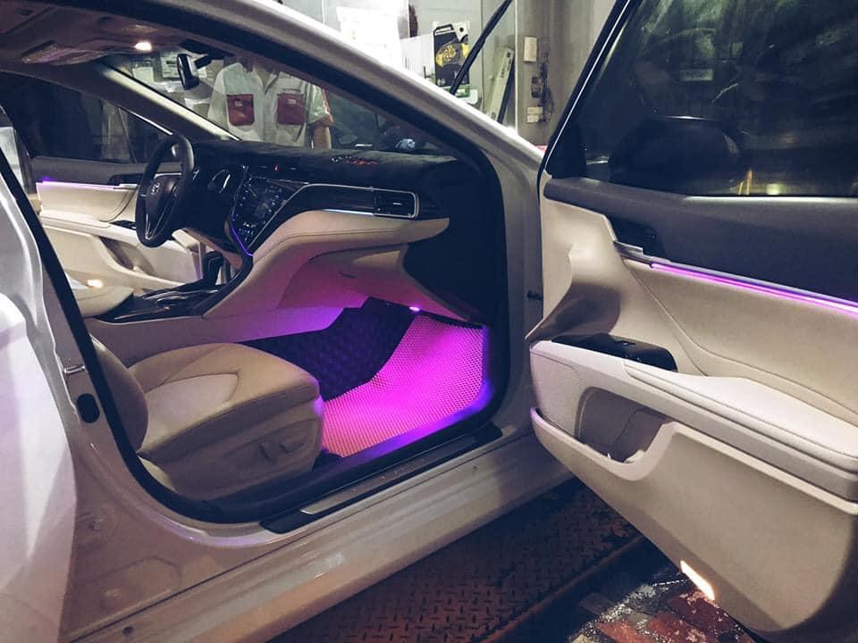 Led nội thất ô tô xe Toyota Camry 2020